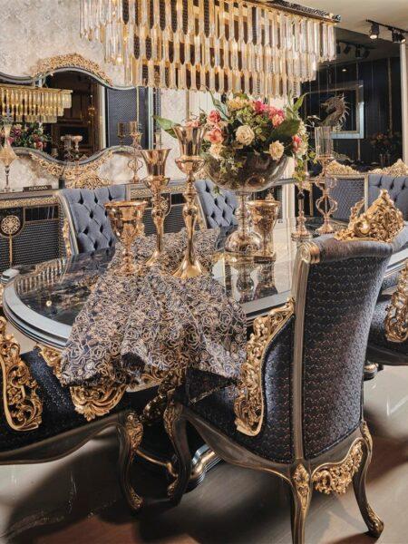 Anita yemek odası